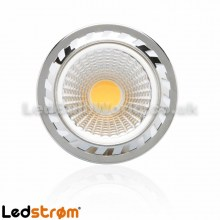 GU10 4.5w LED Bulb Front View