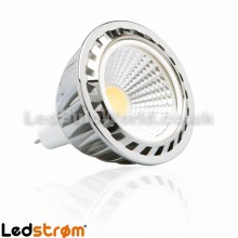 MR16 4.5w LED Bulb Side View