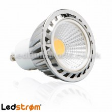 GU10 4.5w LED Side View