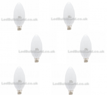 E14 4w LED Candle Multipack