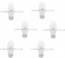 E27 4w LED Candle Multipack