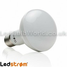 E27 R80 LED Reflector Side View